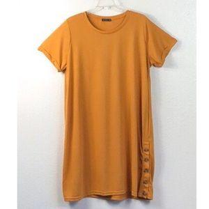 Cotton On l Mustard Dress
